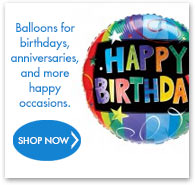 Balloons for any special occasion