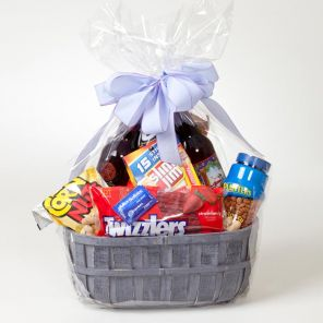 Sports Fan Favorites Basket