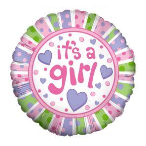 "Baby ""It's a Girl"" Balloon"