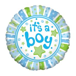 "Baby ""It's a Boy"" Balloon"